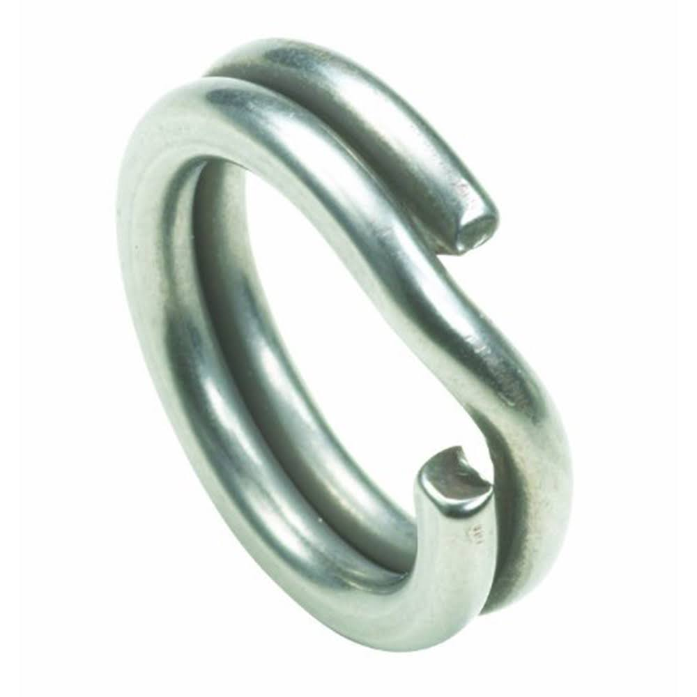 Owner American Hyperwire Split Ring - Size 4, x10