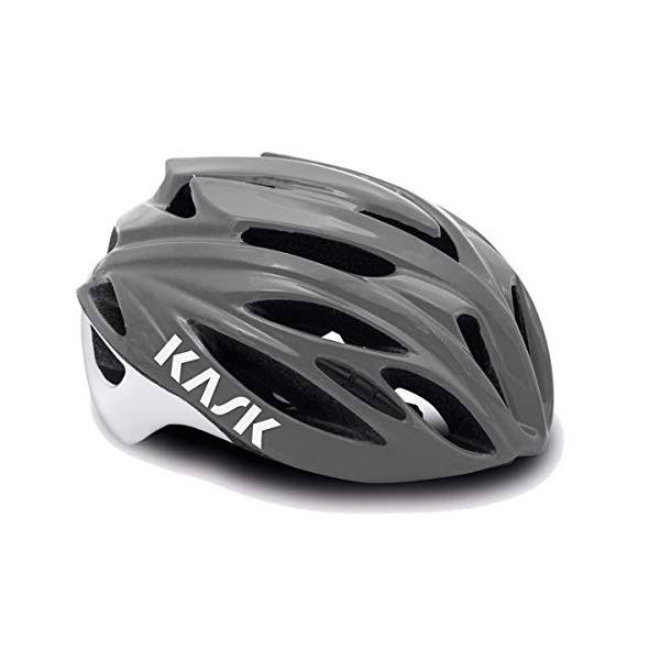 Kask Rapido Road Cycling Helmet - Anthracite, Medium