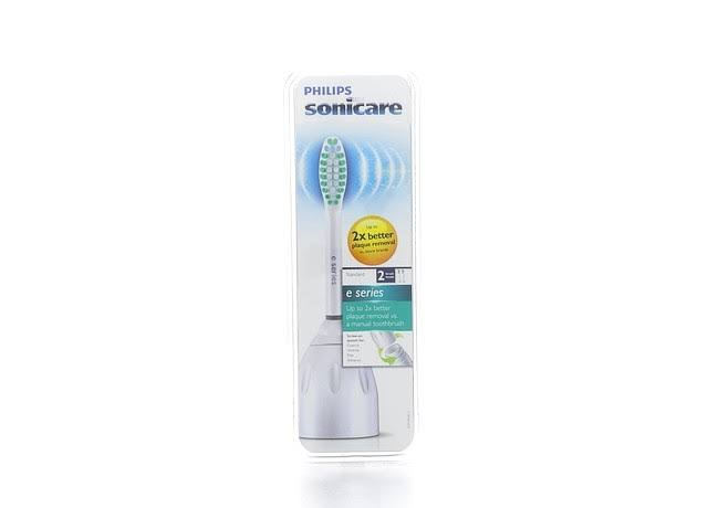 Philips Sonicare HX702266 E Series Standard Replacement Brush Heads - 2ct