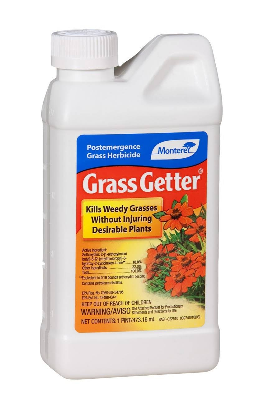 Monterey Grass Getter Weed Killer - 16oz