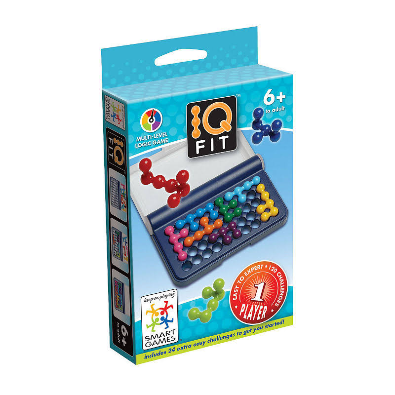 Smart Toys and Games IQ-Fit