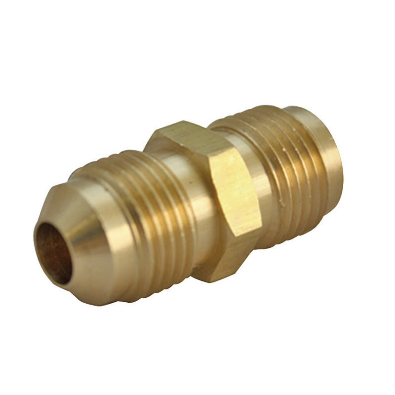 Jmf Reducing Flared Union - Yellow Brass, Lead Free, 1.9cm