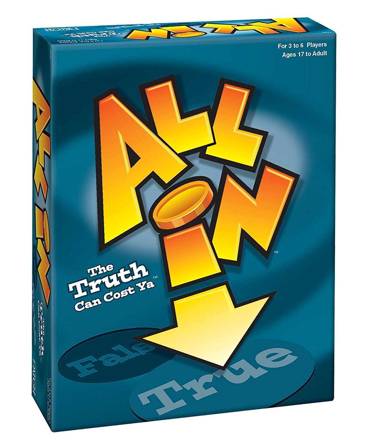 Patch All In Board Game - Ages 17 Plus