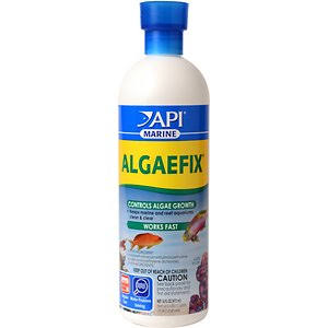 Api Algaefix Marine Water Conditioner