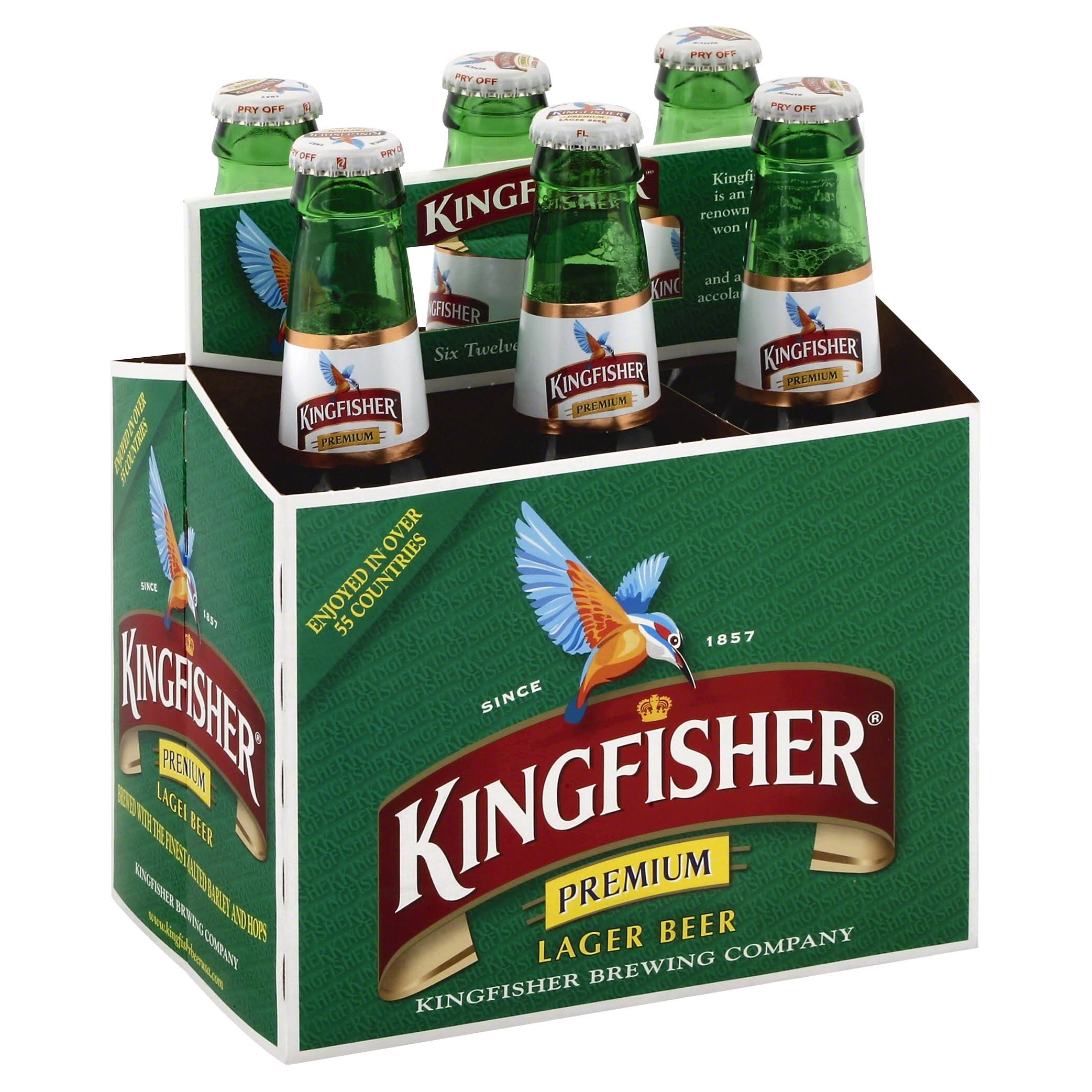 Kingfisher Lager Beer Premium