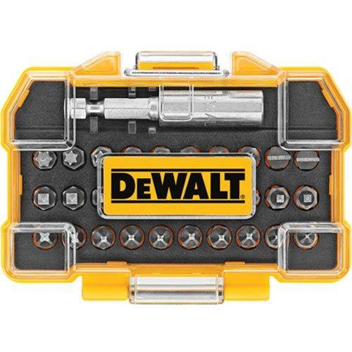 Dewalt Screwdriving Set - 31 Pieces