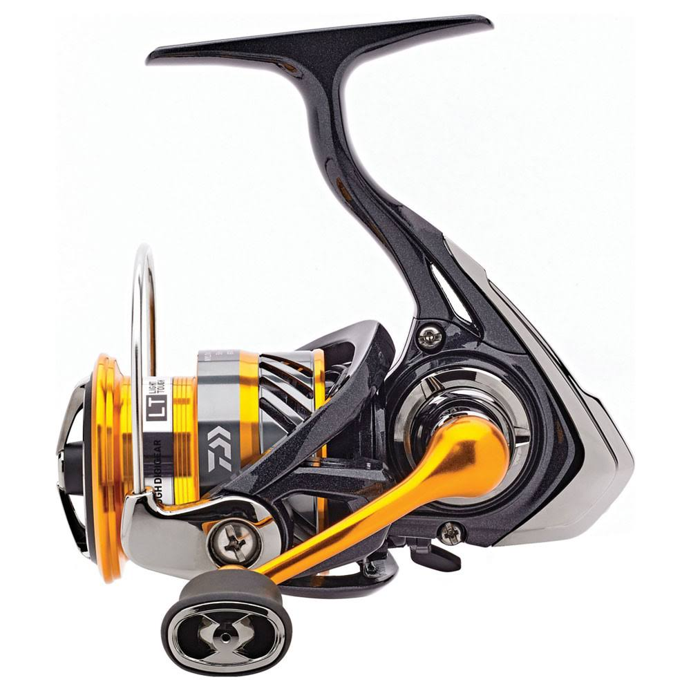 "Daiwa Revros LT 3000 Spinning Reel - 5.3:1 Gear Ratio, 43.1"" Line Retrieve"