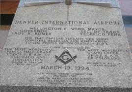 Denver International Airport Murals Location by Whistleblower Reveals Secret Underground Base Beneath Denver