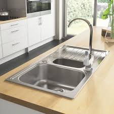 Blanco Sink Strainer Plug Uk by Kitchen Sinks Our Pick Of The Best Ideal Home