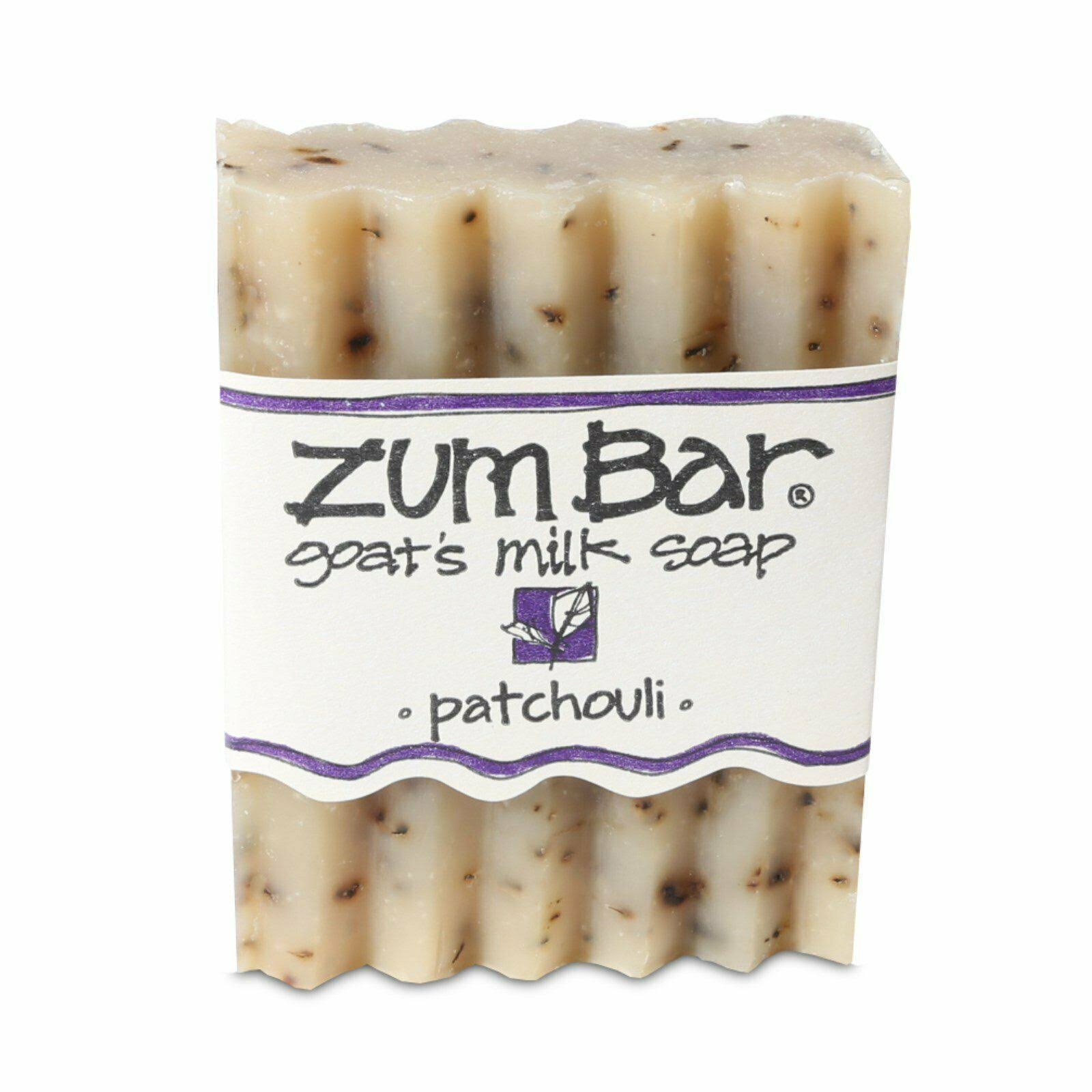 Zum Bar Goat's Milk Soap - Patchouli