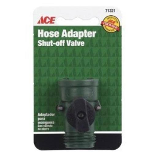 Ace Valve, Shut-Off