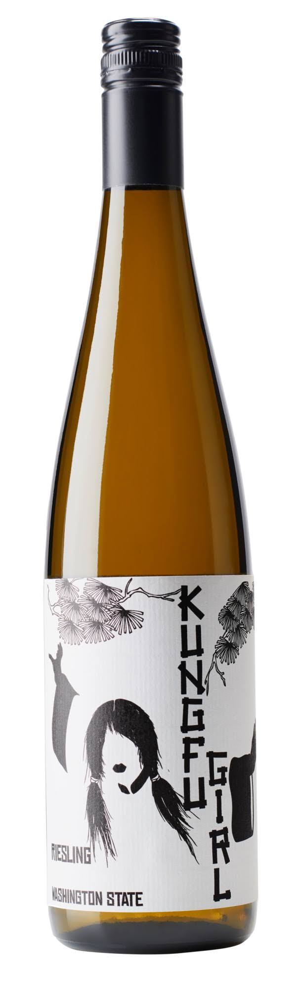 Kung Fu Girl Riesling Washington State