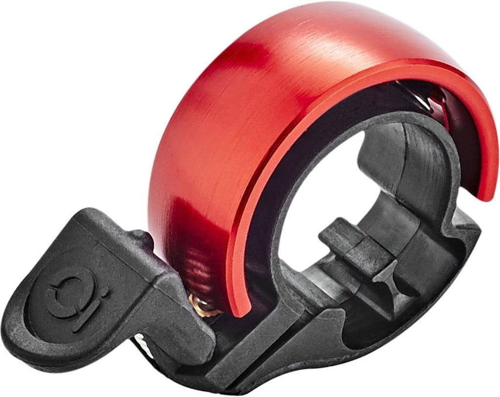 Knog Oi Bike Bell - Red, Large