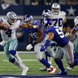Dallas Cowboys, New York Giants, Odell Beckham Jr., NFL