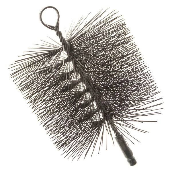 "Imperial Mfg Wire Chimney Brush - 6"" Diameter, Round"