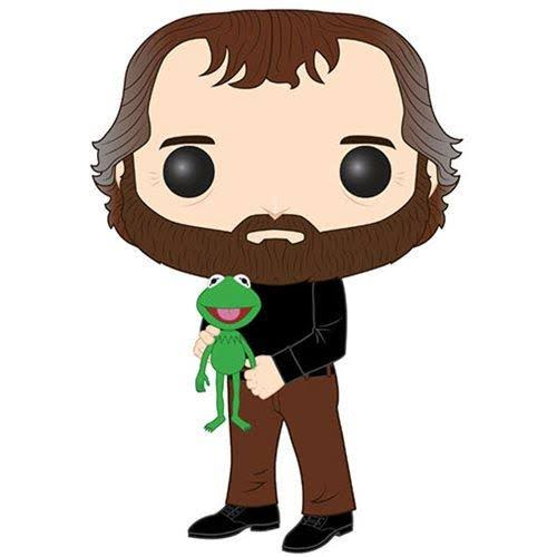 Funko Jim Henson with Kermit Pop! Icons Vinyl Figure