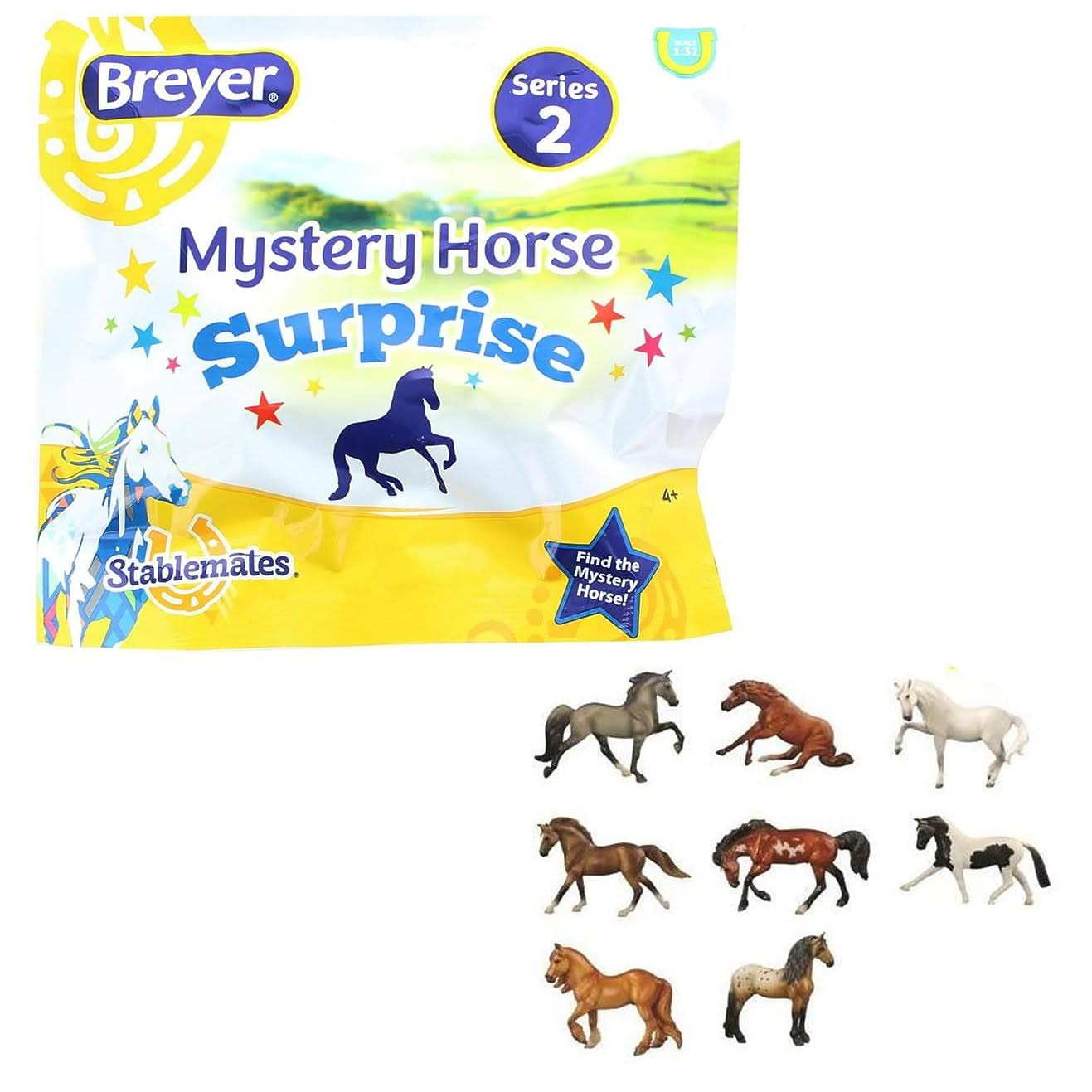 Breyer Stablemates Mystery Horse Surprise Series 2 - Single Pack