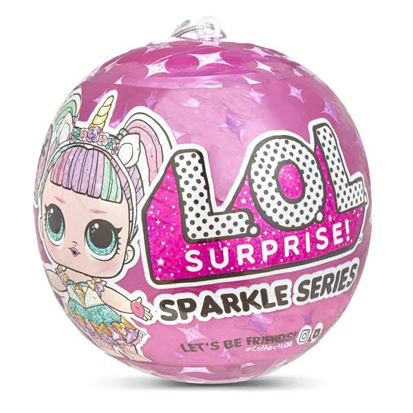 L.O.L. Surprise! Dolls Sparkle Series