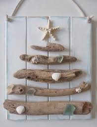Driftwood Christmas Trees For Sale by Driftwood Shell Hanging Sculpture By Inseasun On Etsy 300 00