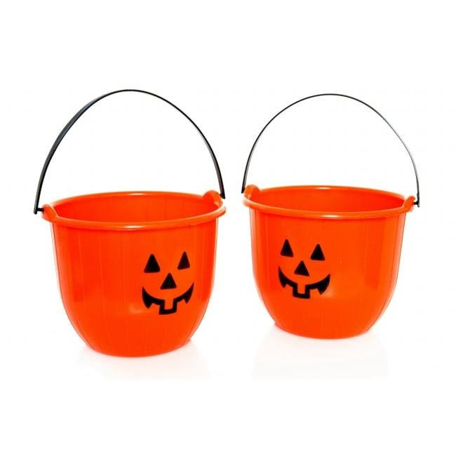 Trick or Treat Bucket - 9""