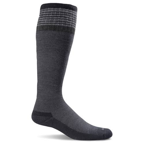 Sockwell Women's Elevation Firm Graduated Compression Socks - Black