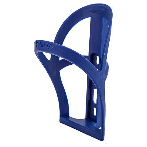 Velocity Bottle Cage - Composite Blue