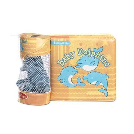 Melissa & Doug Baby Dolphins Float-Alongs