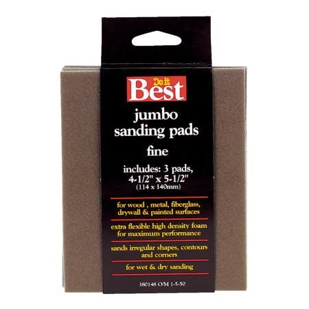 Do It Best Flex Sanding Sponge