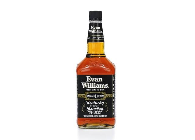 Evan Williams Kentucky Straight Bourbon Whiskey - 1.75l