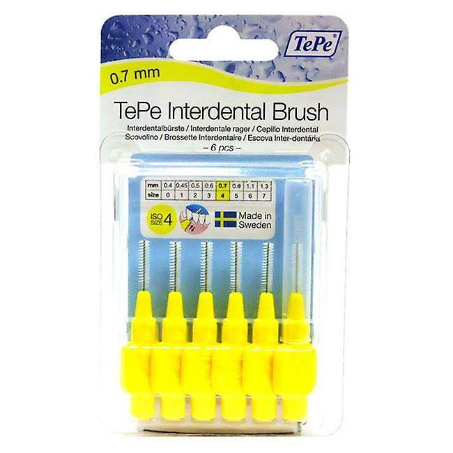 Tepe Interdental Brush - Size 4, x6