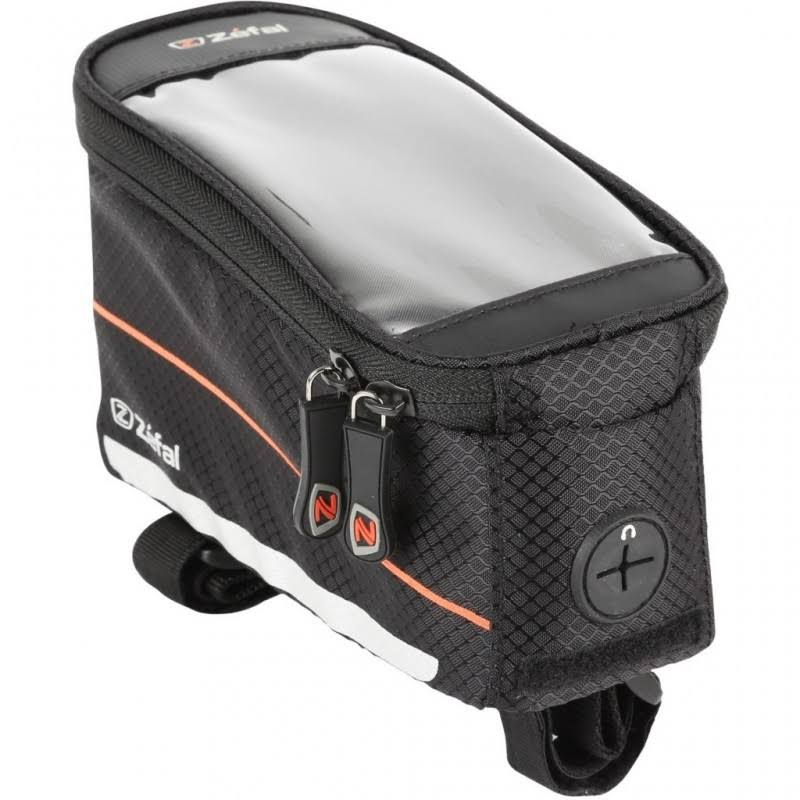 Zefal Top Tube Z-Console Bag, Black, Large