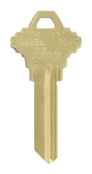 Hillman House/Office Universal Key Blank Single Sided 5937628