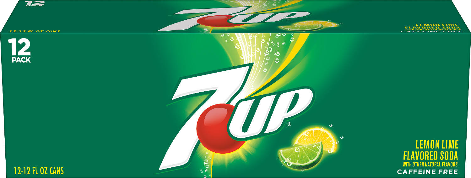 7-Up Soda Soft Drink