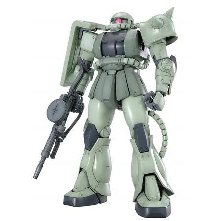 Bandai Gundam Master Grade MS-06J Zaku II Model Kit - Scale 1:100