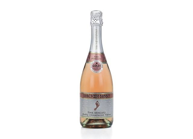 Barefoot Bubbly Pink Moscato Champagne - 750ml
