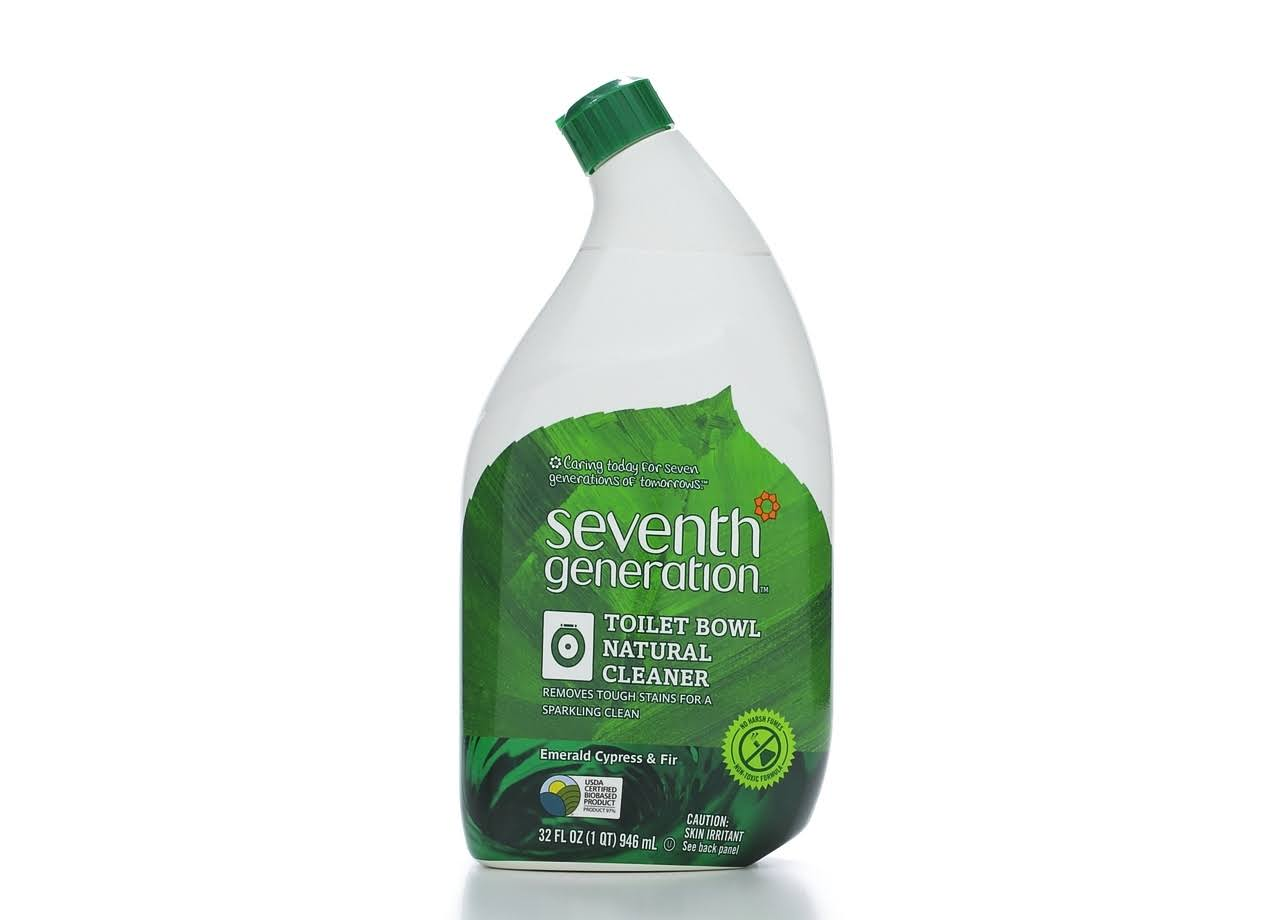 Seventh Generation Toilet Bowl Cleaner - 32oz