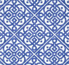 Moroccan Tile Curtain Panels by My Favorite Up To Now Will Make The Lounge Set A Feature