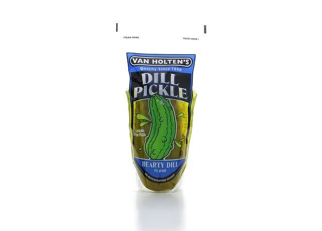 Van Holtens Jumbo Dill Pickle