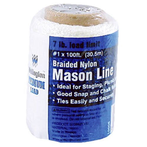 Wellington Braid Mason Chalk Line - 100'