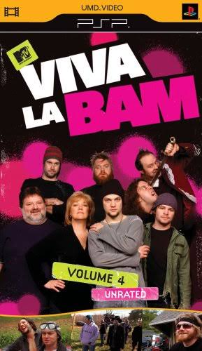 Sony Viva La BAM Volume 4 - UMD Movie