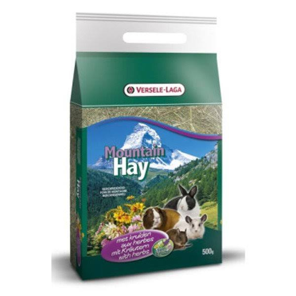 Versele-Laga Mountain Hay for Small animals - 500g