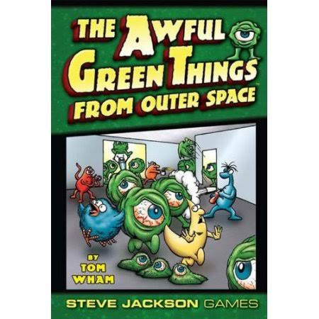 Steve Jackson Games The Awful Green Things from Outer Space Board Game