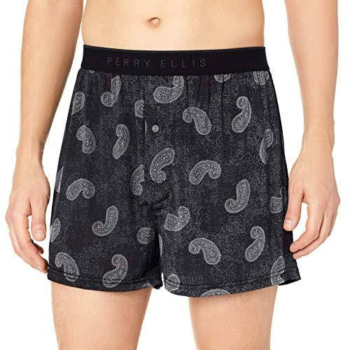 Perry Ellis Luxe Paisley Boxers