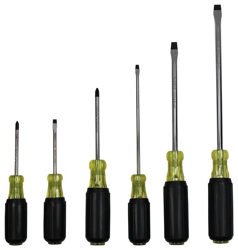 Vulcan Sd-Set-Pvc Screwdriver Set 6pc