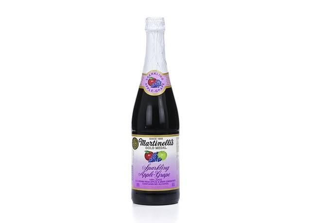 Martinelli Sparkling Juice - Apple Grape