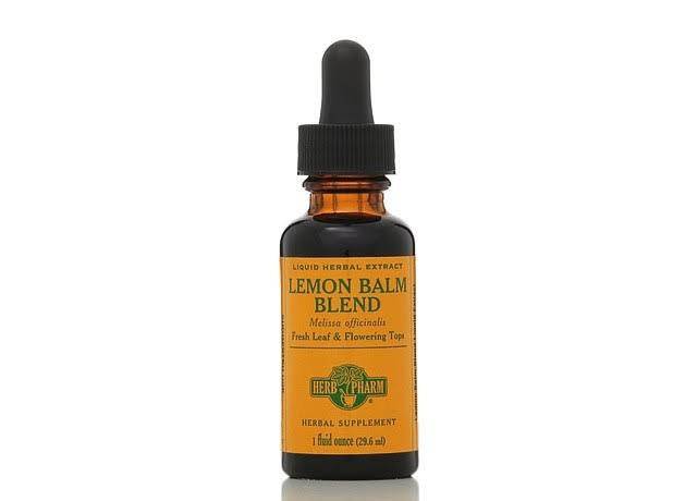 Herb Pharm Lemon Balm Blend - 29.6ml