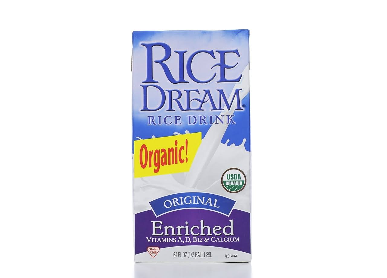 Imagine Foods Rice Dream Organic Rice Drink - 64oz