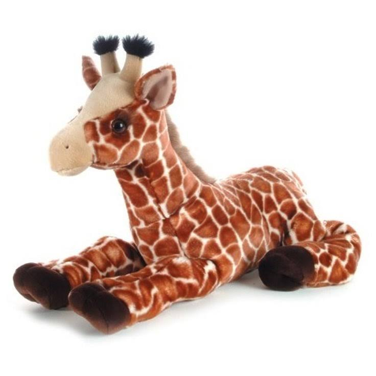 Aurora World Super Flopsie Guy Plush - Giraffe, 25in