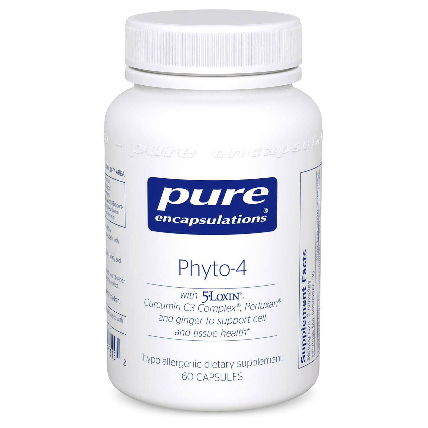 Pure Encapsulations - Phyto-4 - 60 Capsules
