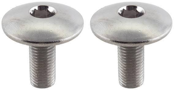 Sunlite Specialty BB Large Flange Axle Bolt - 8mm